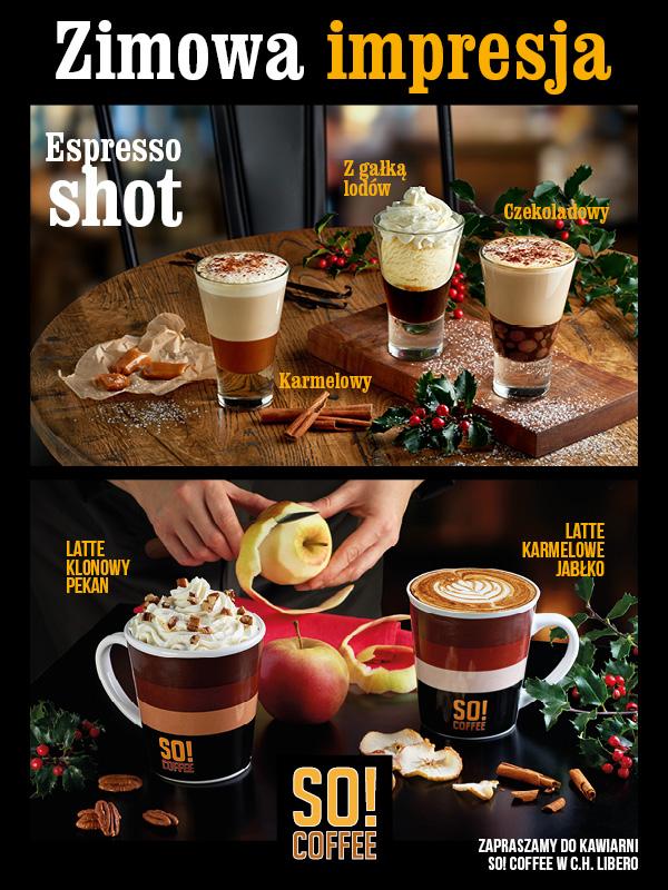 Zimowe Ferie wSo!Coffe