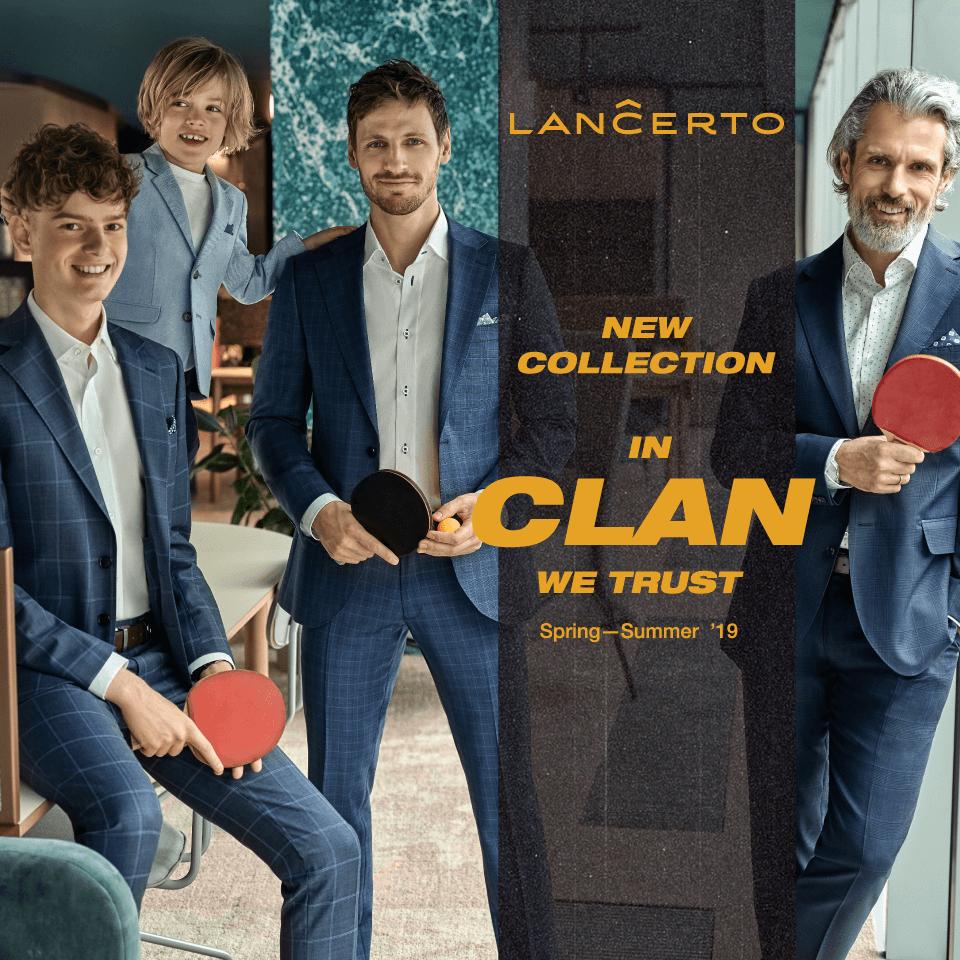 Nowa kolekcja wiosna/lato 2019 już wLancerto!