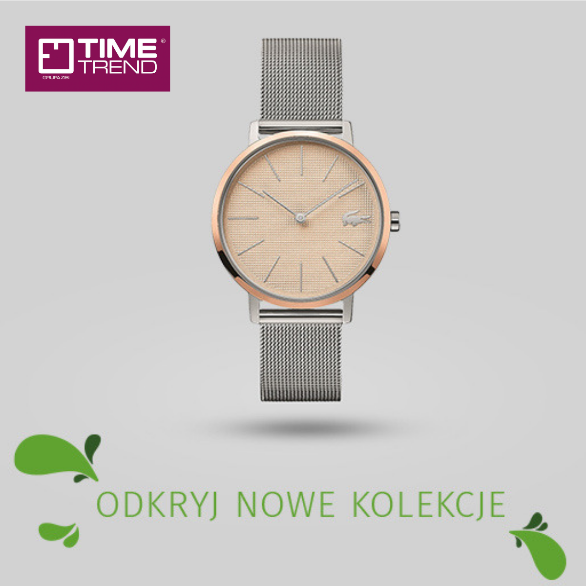 New watches collection in Time Trend