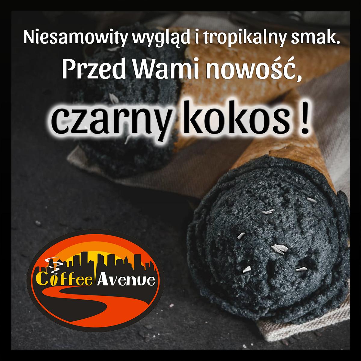 Nowość w Coffee Avenue!