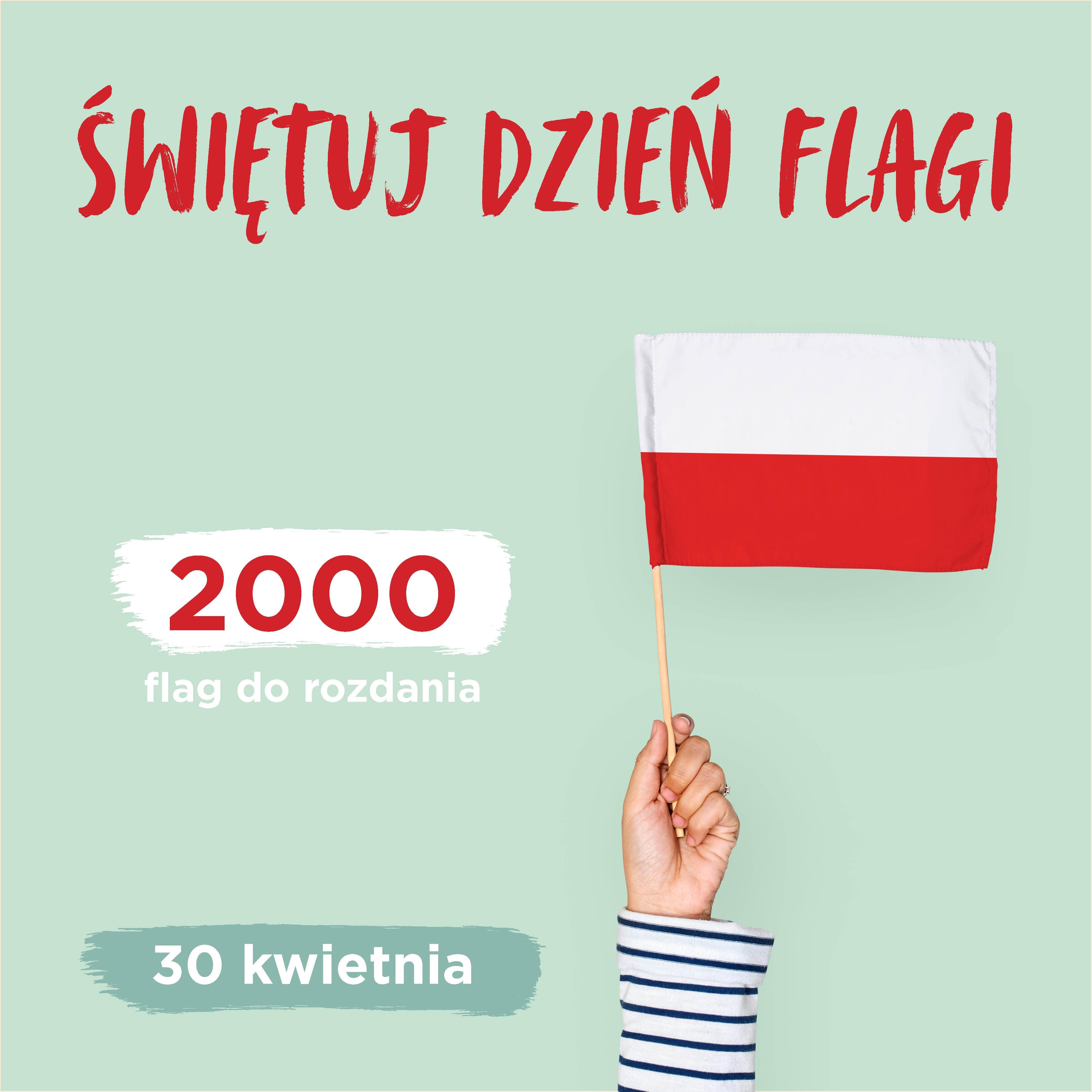 2000 Polish flag for free!