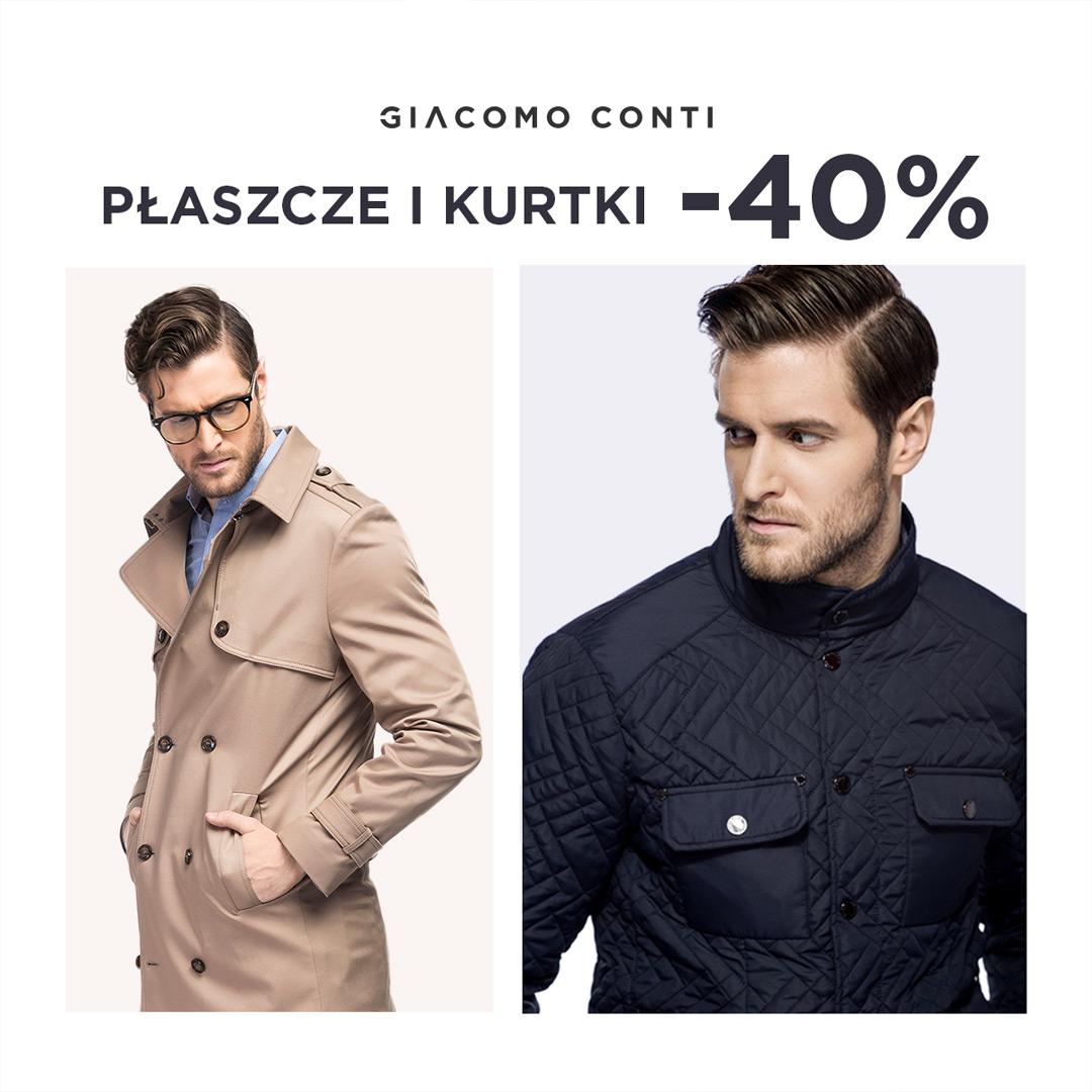 -40% wGiacomo Conti!