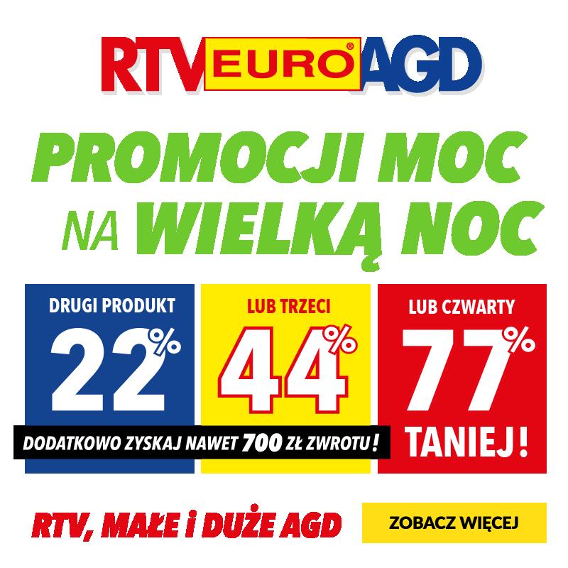 Moc Promocji wRTV euro AGD