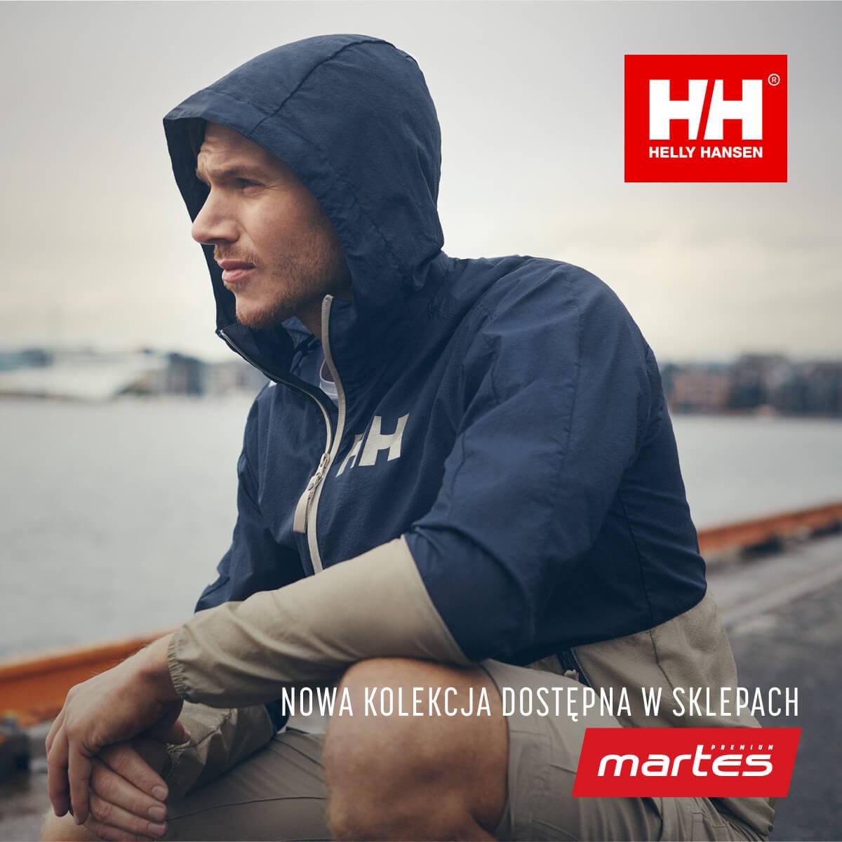 Nowa kolekcja Helly Hansen wMartes Sport!