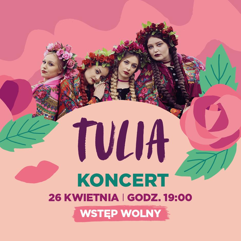 Tulia zaśpiewa wLibero – 26 kwietnia