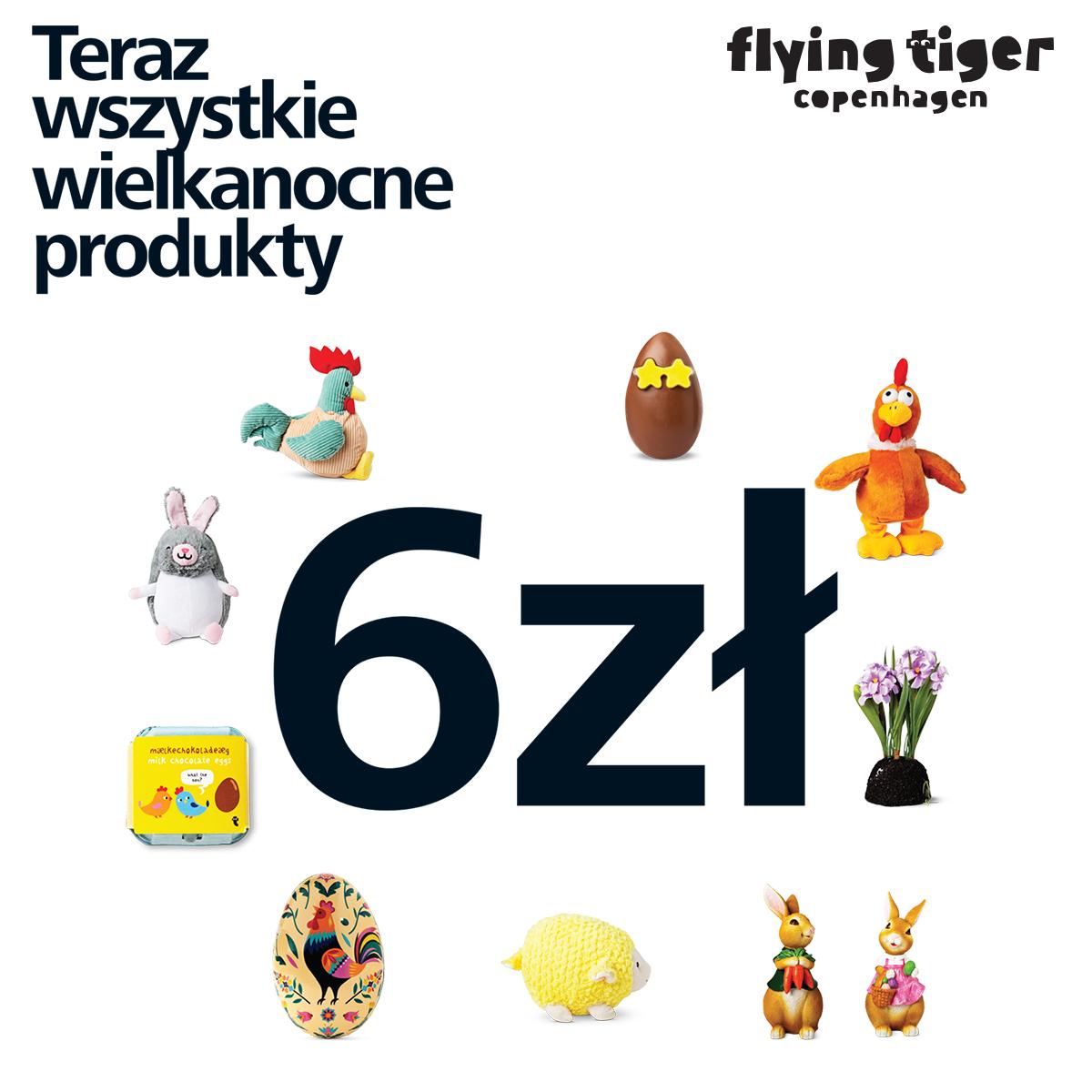 Wiosenne szaleństwo weFlying Tiger Copenhagen!