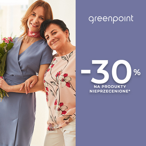 Greenpoint na Dzień Mamy!