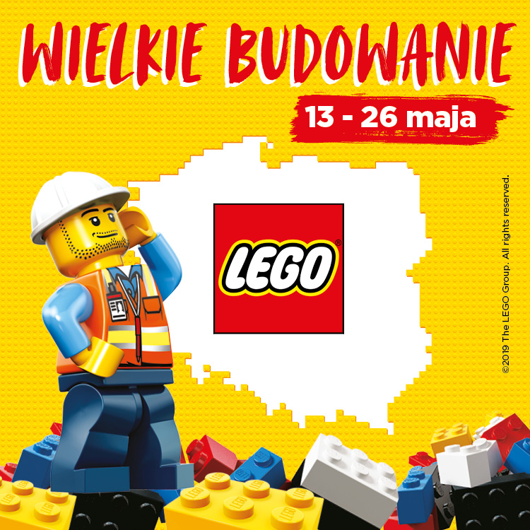 Big Build with LEGO®