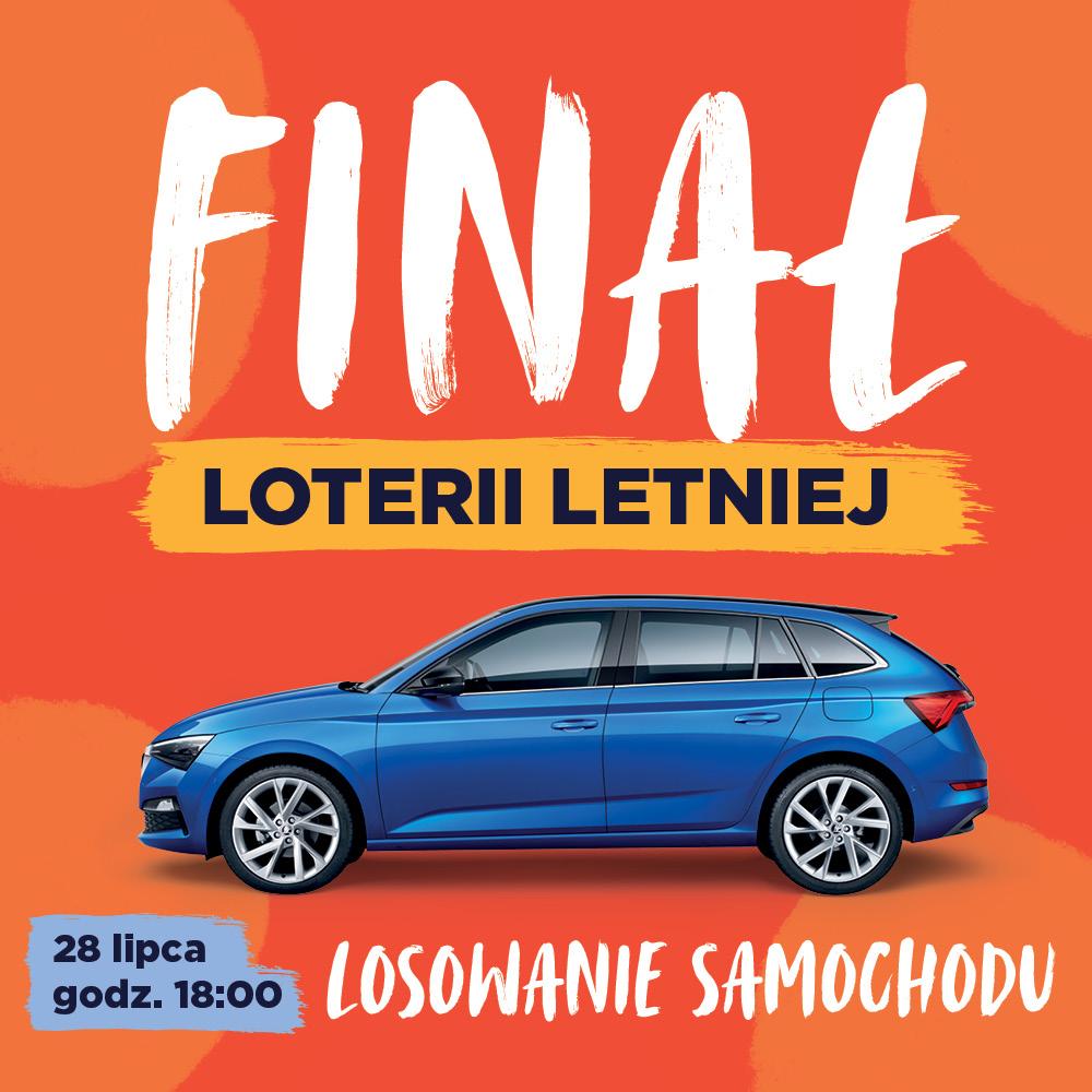Wielki finał Loterii Letniej!