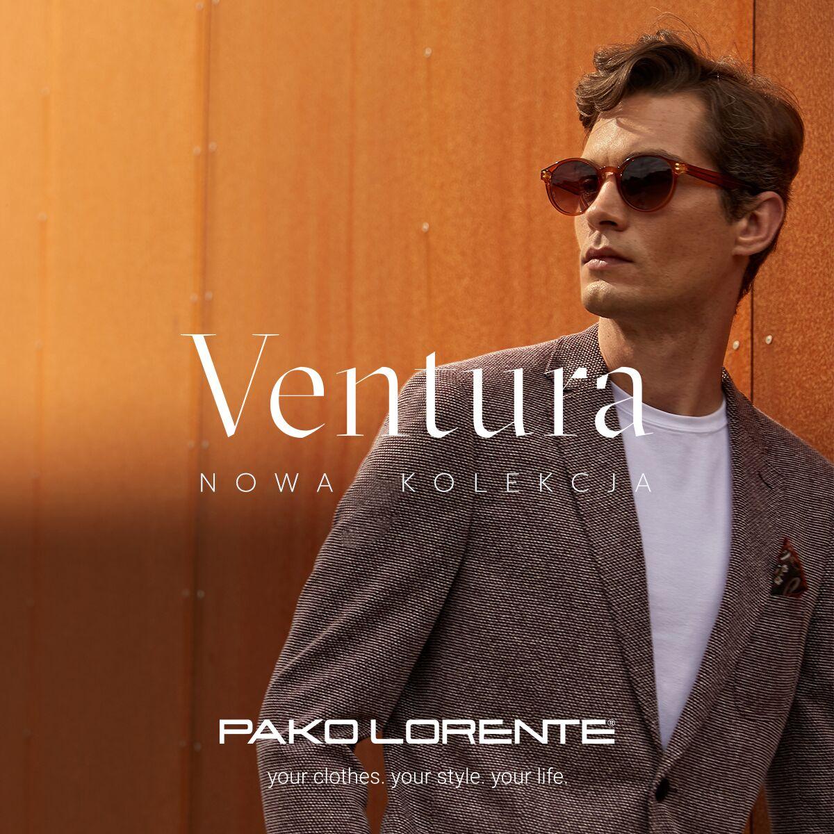 Ventura- nowa kolekcja odPako Lorente