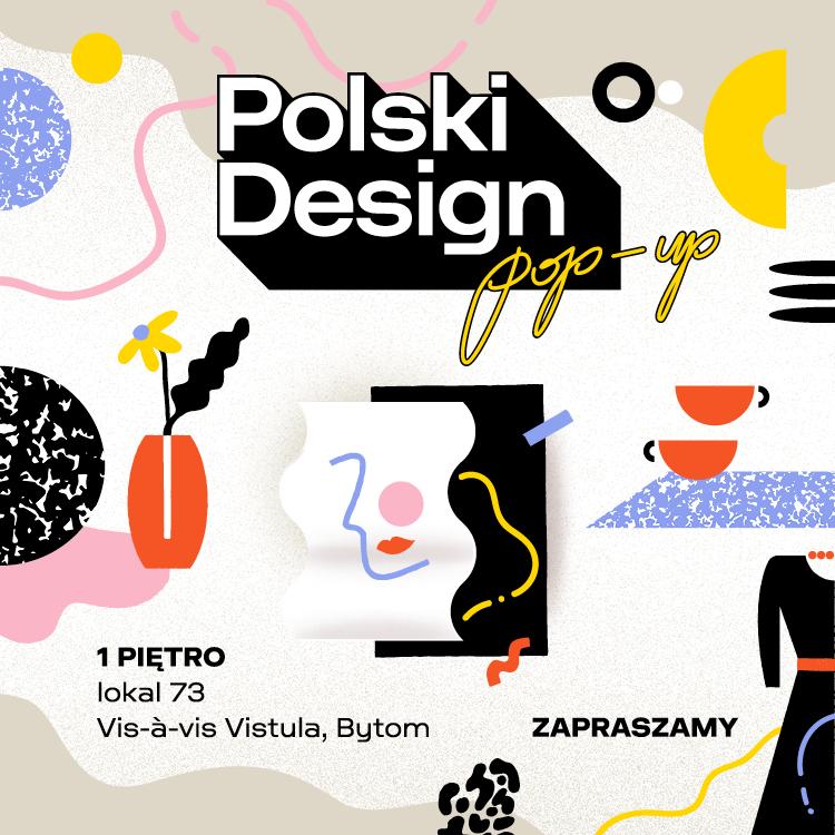 Pop-up Polski Design już otwarty!