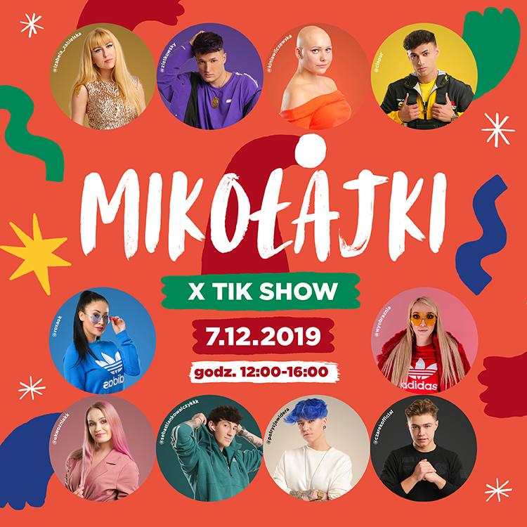 Mikołajkowy TikTok Show