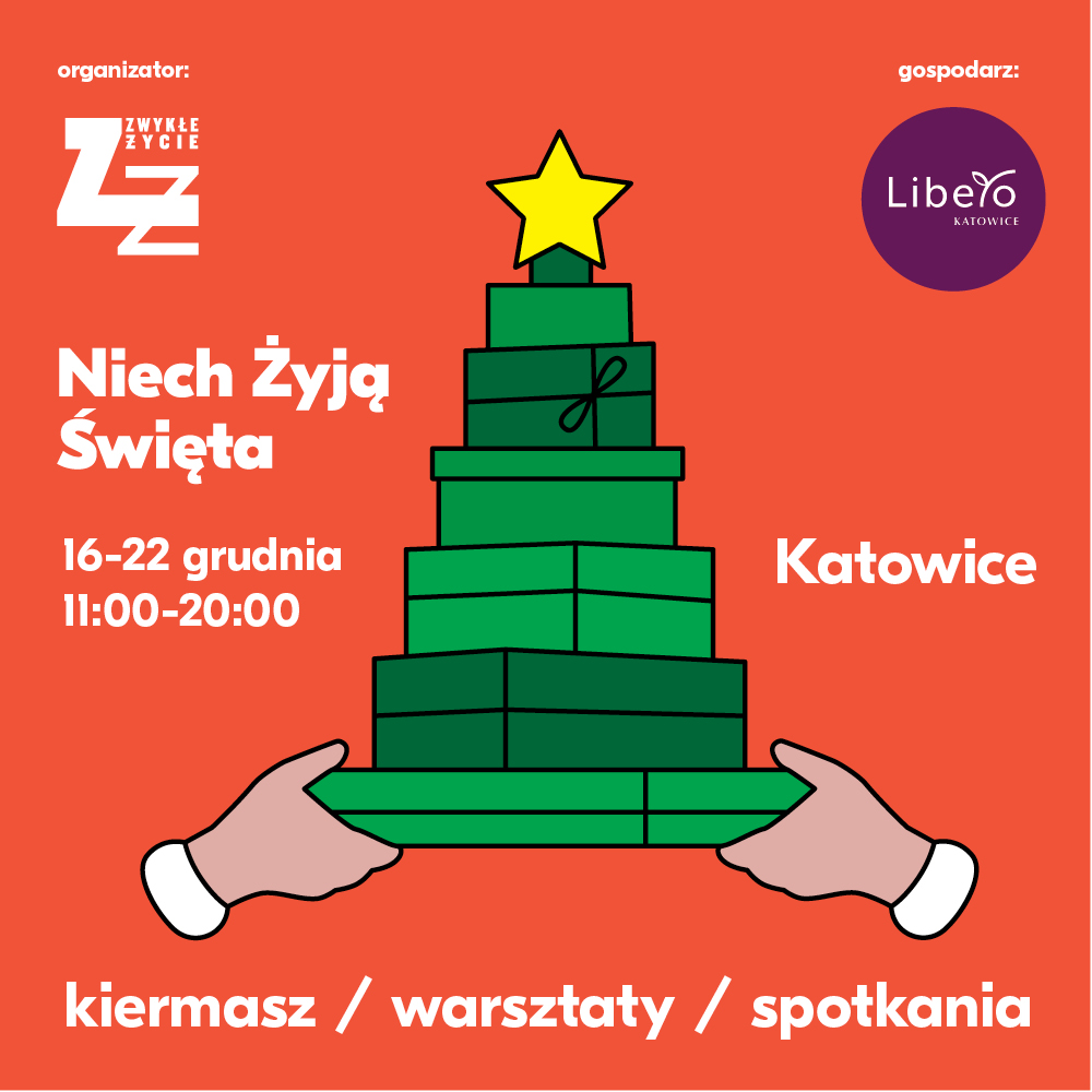 Niech Żyją Święta – we invite you to a unique Christmas fair