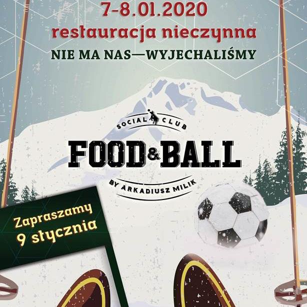 Food&Ball – information