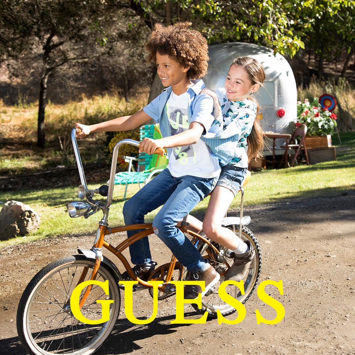 Kolekcja Guess Kids 2020!