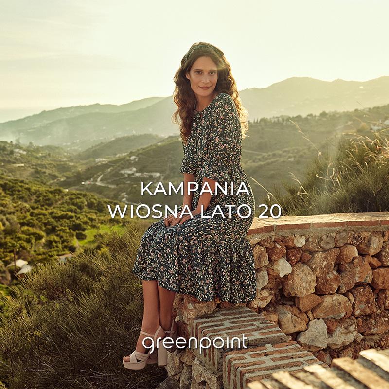 Kolekcja Greenpoint wiosna/lato 2020 już dostępna!