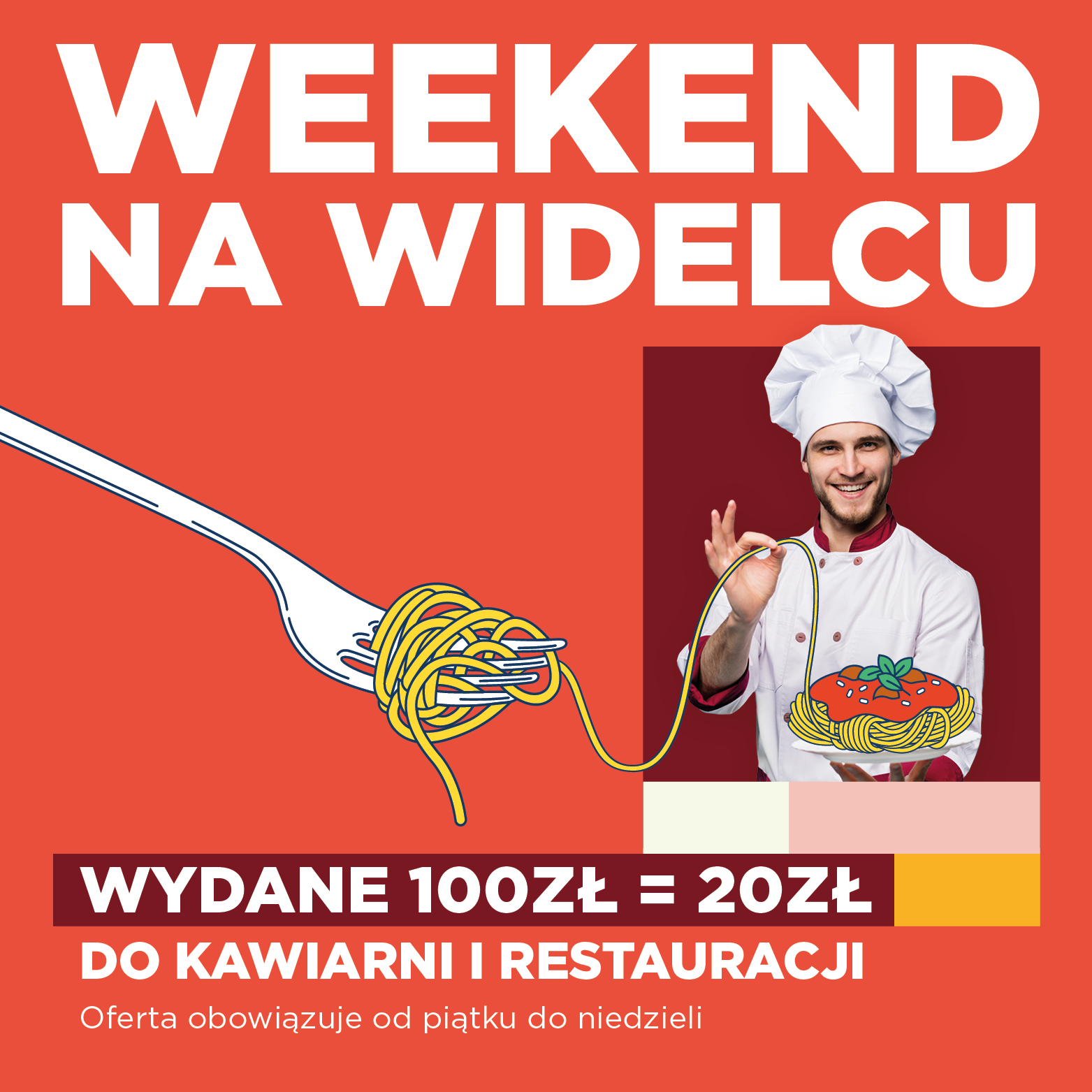 Weekend na Widelcu