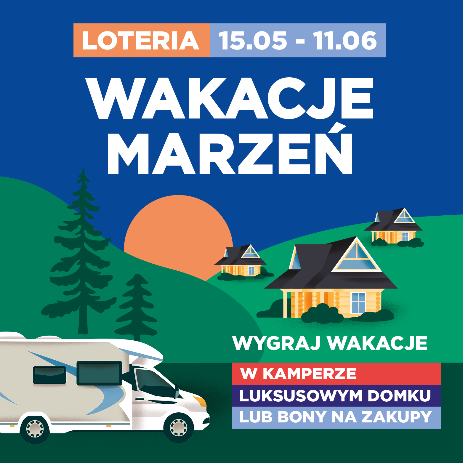 Loteria: Wakacje marzeń zLibero!