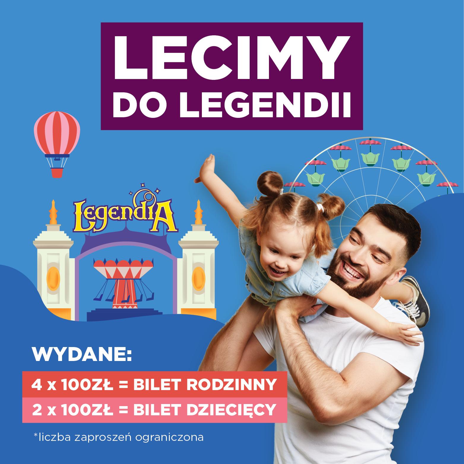 LECIMY DOLEGENDII