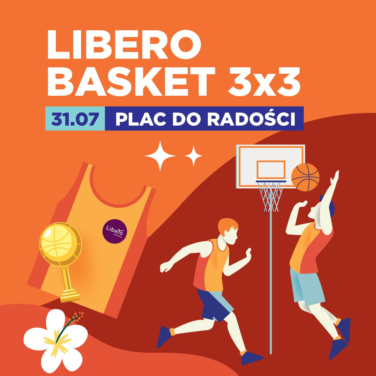 LIBERO BASKET 3×3